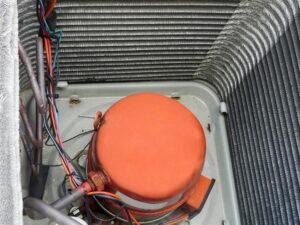 compressor-in-ac-unit